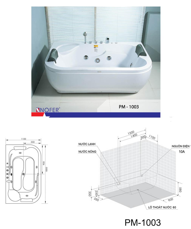 Bảng vẽ kỹ thuật PM-1003