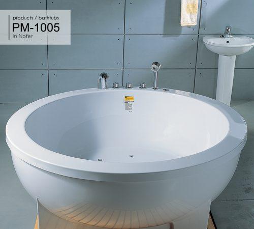 BỒN TẮM MASSAGE PM-1005