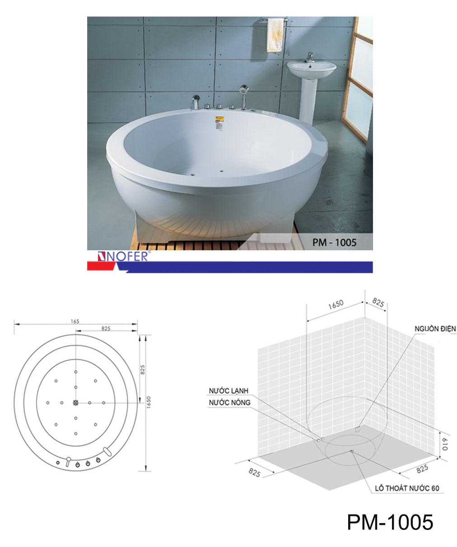 Bảng vẽ kỹ thuật PM-1005