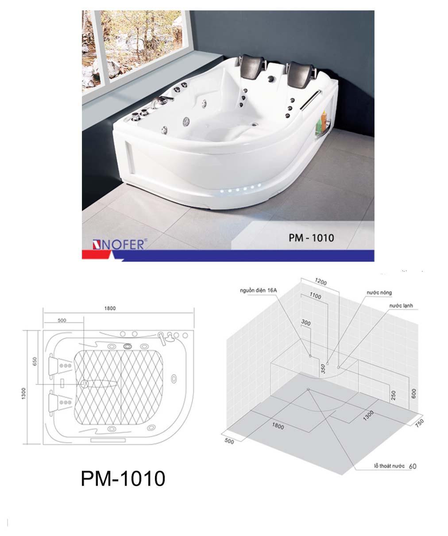 Bảng vẽ kỹ thuật PM-1010L