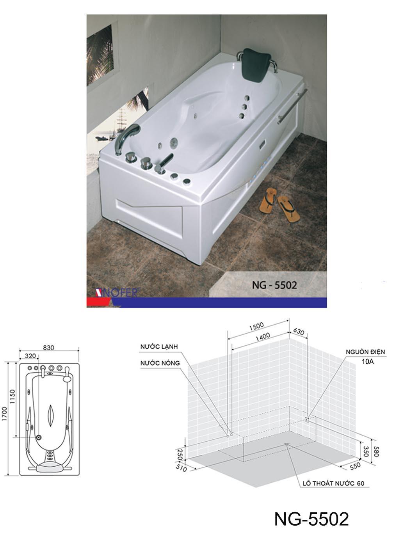 Bảng vẽ kỹ thuật NG-5502