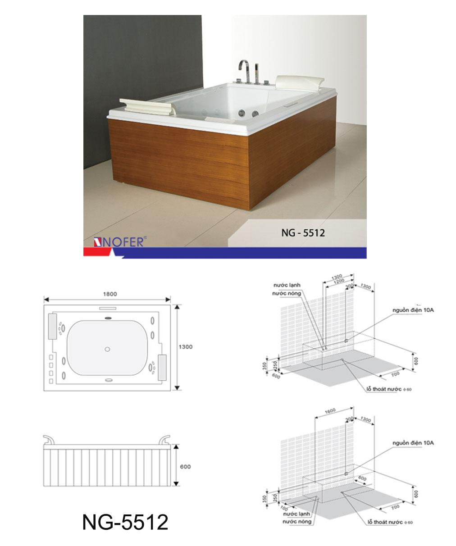 Bảng vẽ kỹ thuật NG-5512