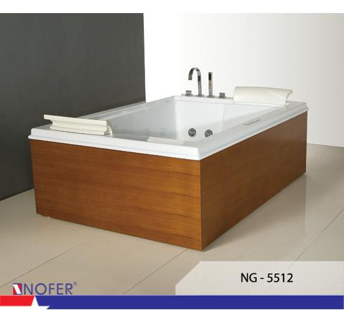 Bồn tắm massage Nofer NG-5512