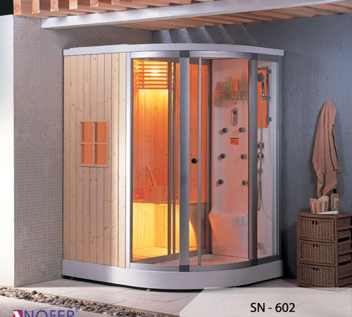 Phòng xông hơi Nofer SN-602R