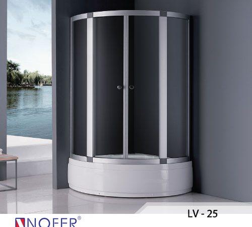 Phòng tắm vách kính LV-25