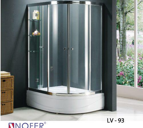 Phòng tắm vách kính LV-93
