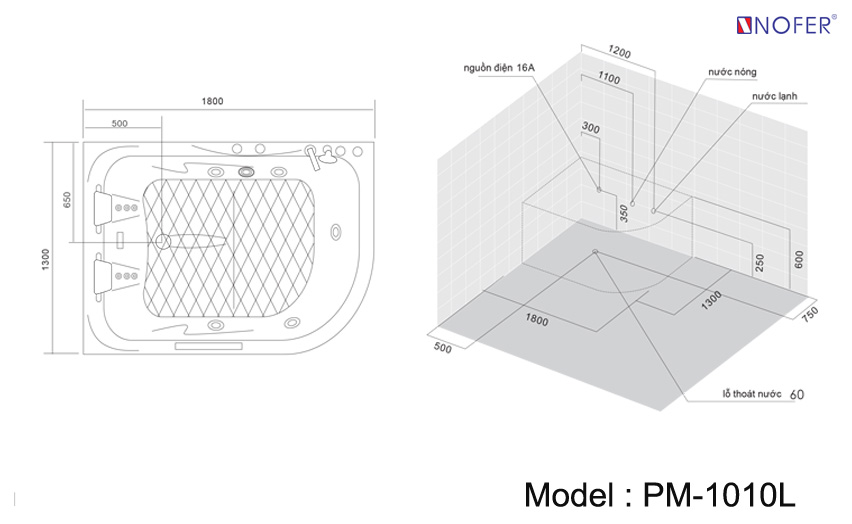 Bảng vẽ kỹ thuật PM-1010