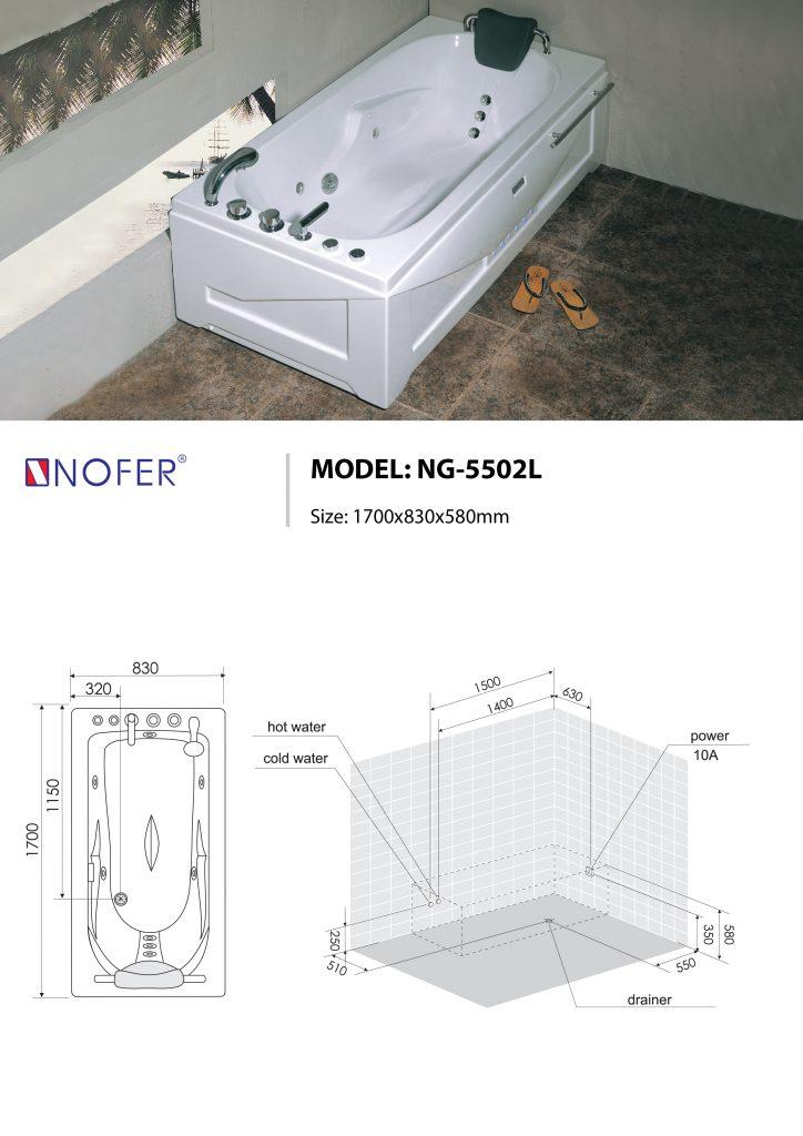 Bản vẽ kỹ thuật NG-5502