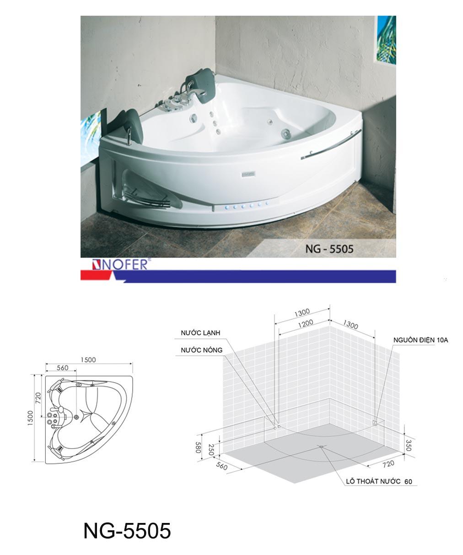 Bảng vẽ kỹ thuật NG-5505