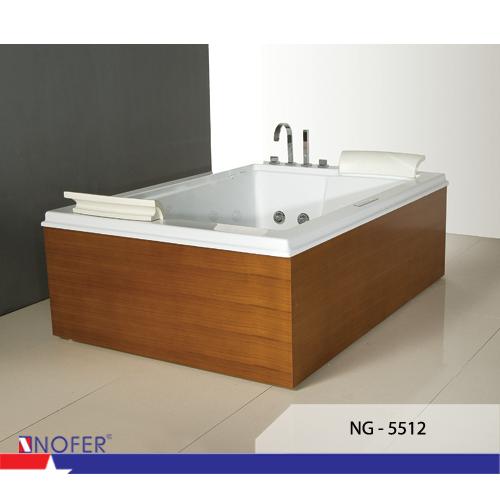 Bồn tắm Nofer NG-5512
