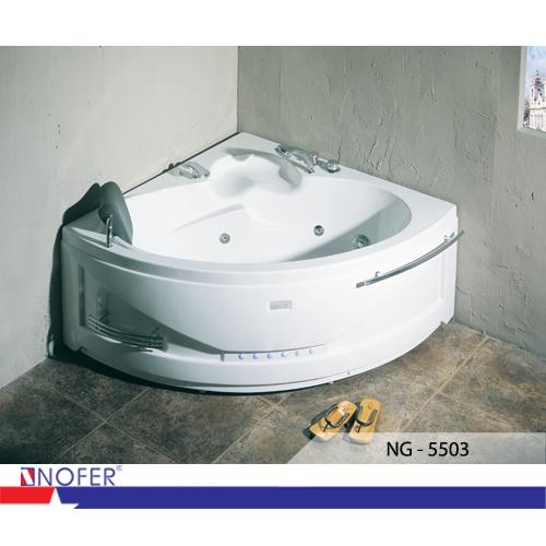 Bồn tắm massage góc Nofer NG-5503