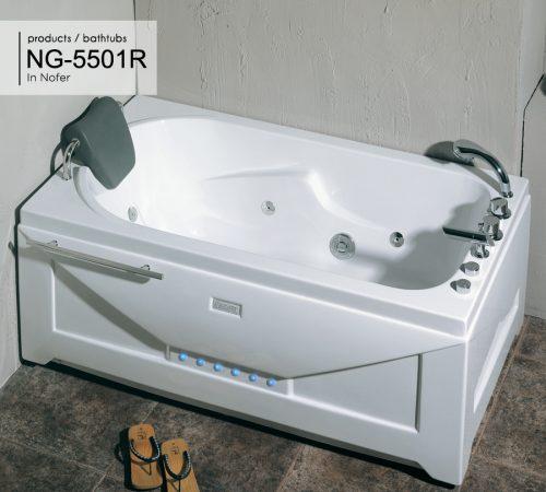 Bồn tắm massage NG – 5501R