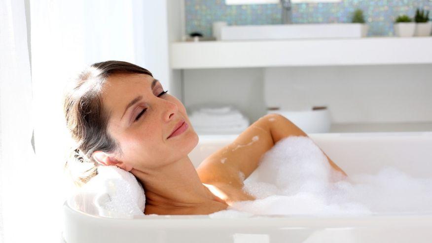 Thủy trị liệu giúp cho cơ thể của con người dẻo dai, tinh thần sảng khoái.