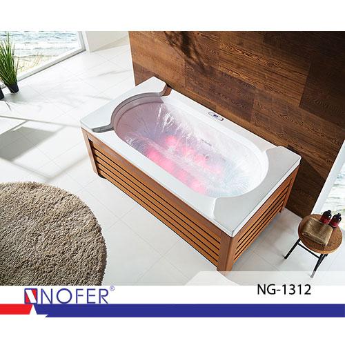 Bồn tắm massage Nofer NG - 1312.