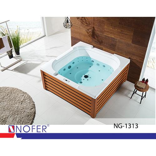 Bồn tắm massage Nofer NG - 1313.
