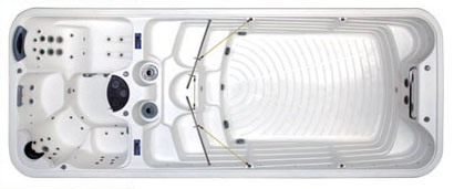 Bồn tắm massage SPA-008