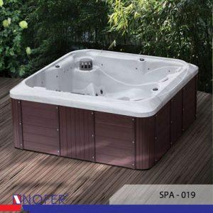 Bồn tắm massage SPA - 019