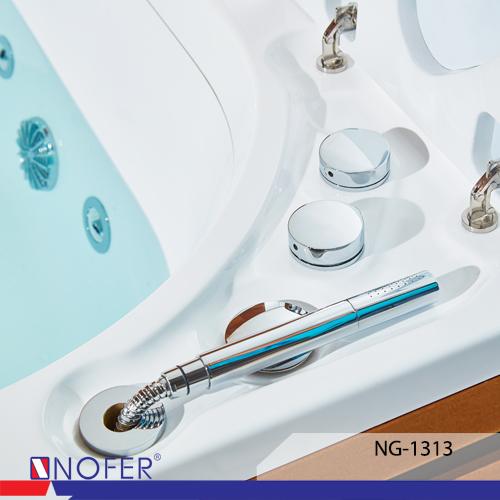 Hệ thống điều chỉnh của bồn tắm massage NG-1313