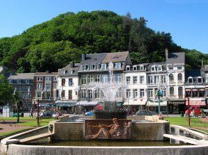 Thị trấn Spa, vương quốc Bỉ.