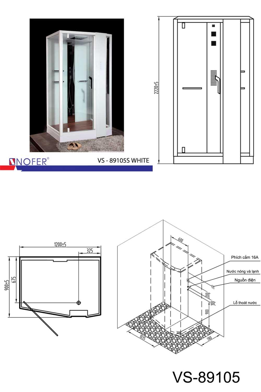 Bảng vẽ kỹ thuật VS-89105