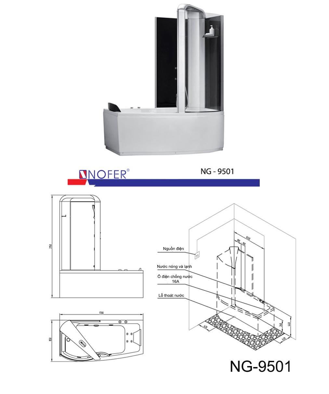 Bảng vẽ kỹ thuật NG-9501