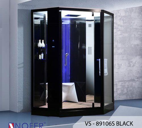 Phòng xông hơi VS-89106S White/Black