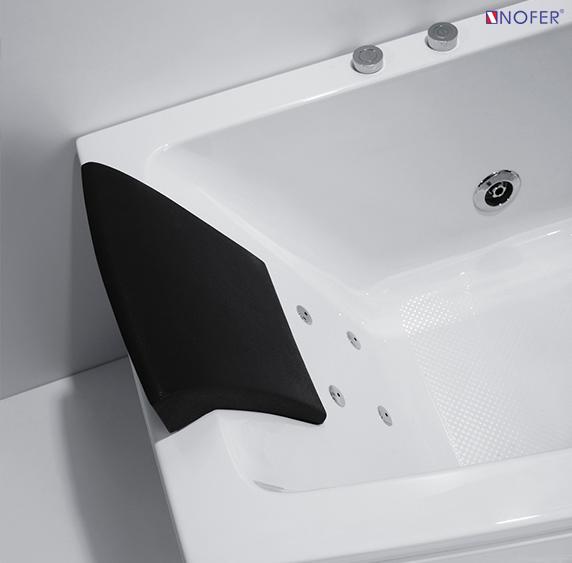 Gối năm của bồn tắm massage Nofer NG-9501