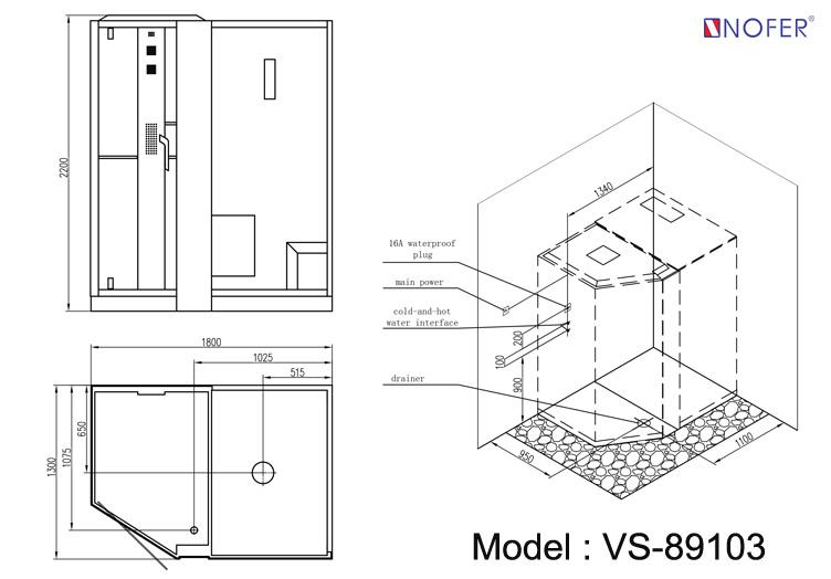Bảng vẽ kỹ thuật VS-89103