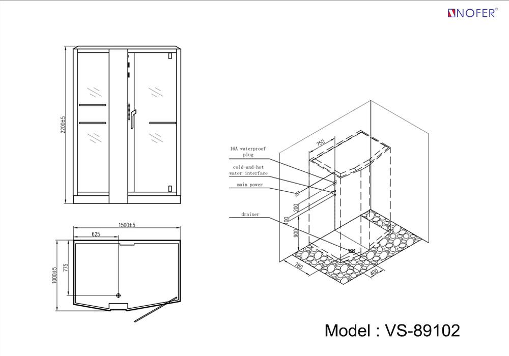 Bảng vẽ kỹ thuật VS-89102