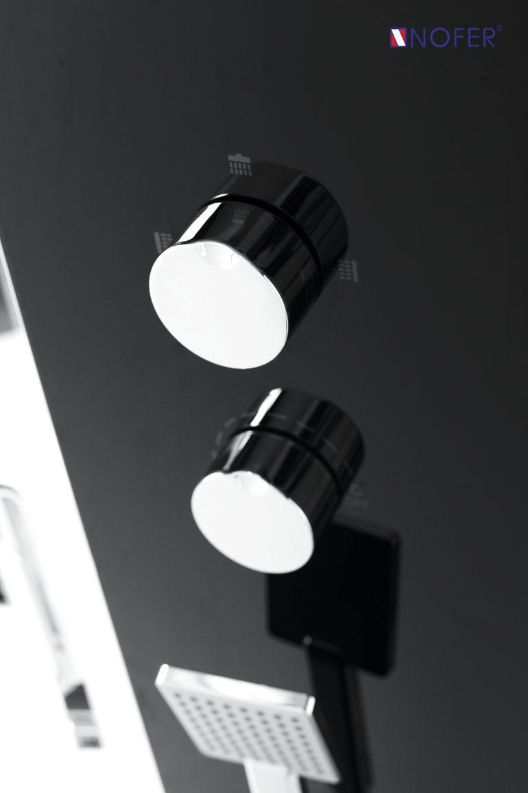Nút điều chỉnh chế độ sen tắm của phòng xông hơi VS-89101S