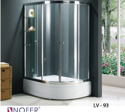 Phòng tắm vách kính - LV 93