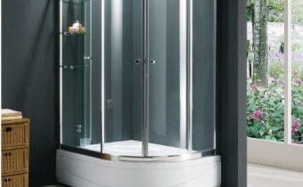 Phòng tắm vách kính