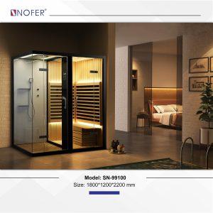 Phòng xông hơi SN-99100