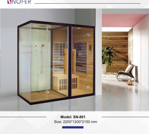 Phòng xông hơi SN-801