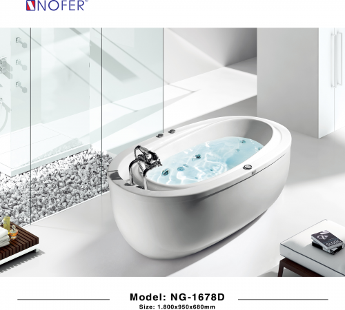 Bồn tắm massage NG-1678D
