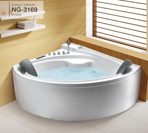 Bồn tắm massage NG-3169DP/NG-3169D