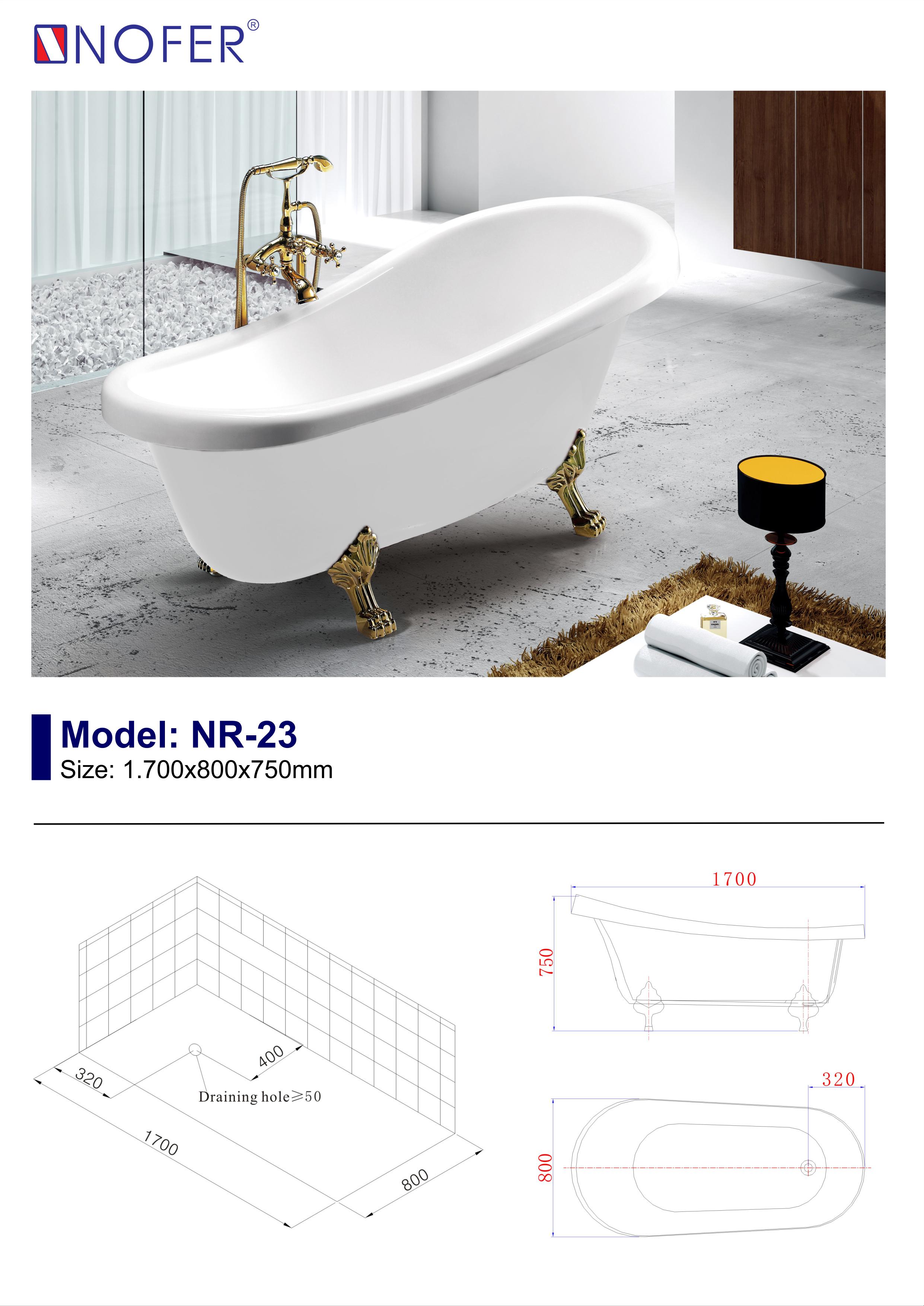 Sơ đồ điện nước NR-23