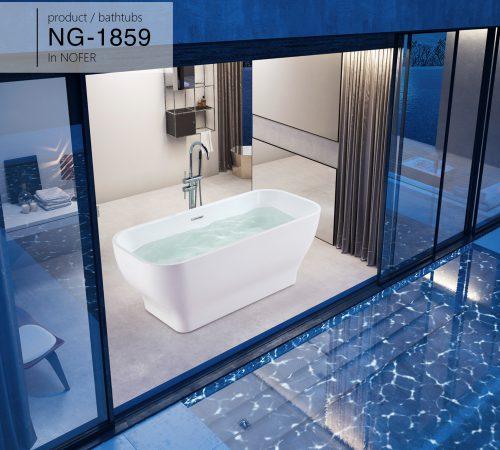 BỒN TẮM NG-1859