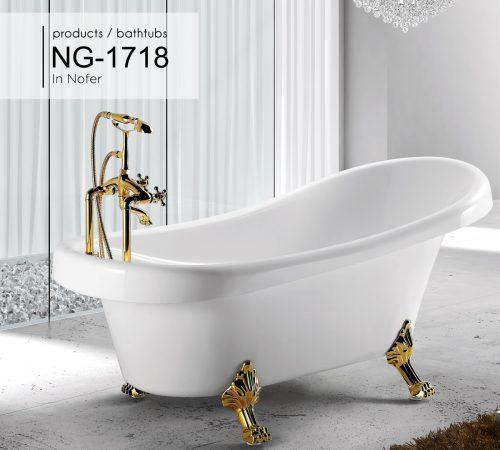 BỒN TẮM NG-1718/ 1718P