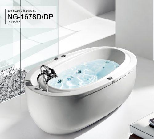 Bồn tắm massage NG-1678D/1678DP