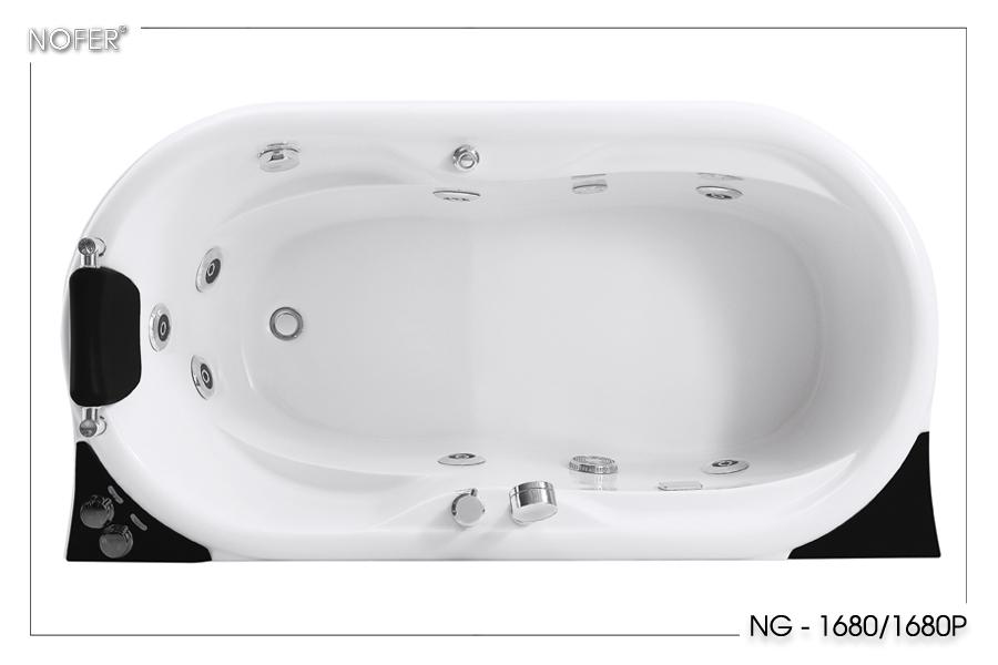 Lòng bồn tắm massage NG-1680/1680P