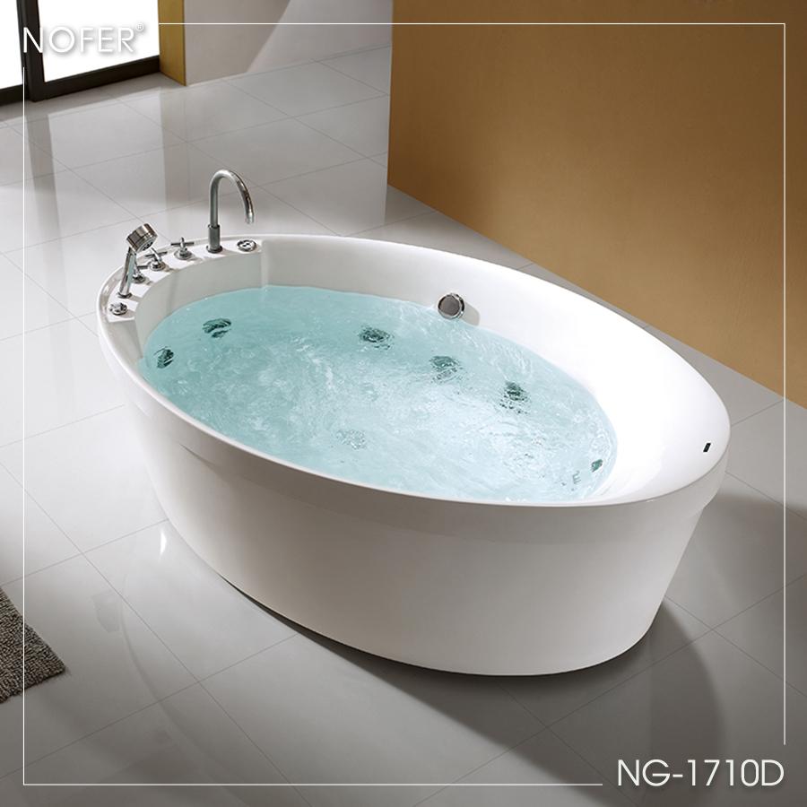 Hình ảnh tổng thể bồn tắm massage NG-1710D/1710DP