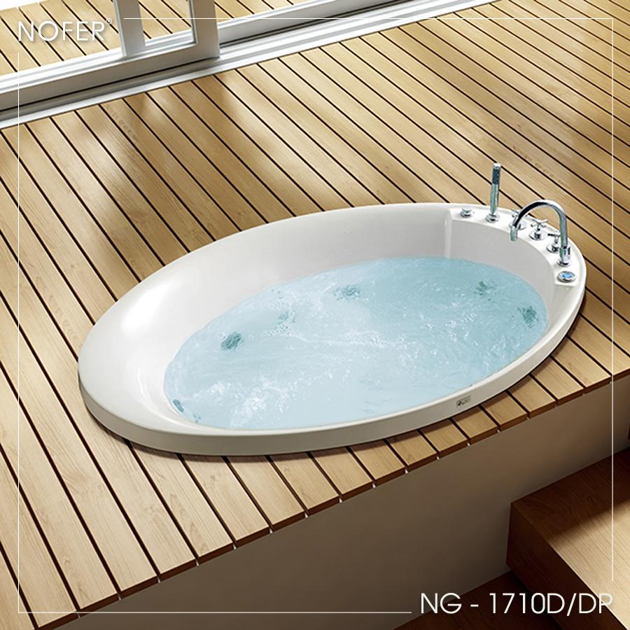 Bồn tắm massage âm sàn NG-1710D/1710DP