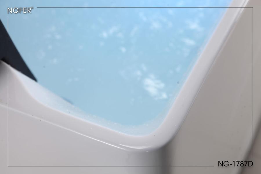 Độ dày của chiếc bồn massage NG-1787D