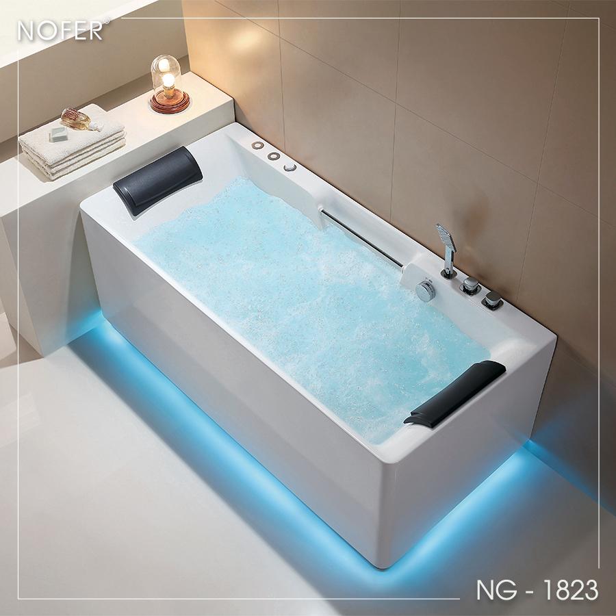 Hình ảnh tổng quát của bồn tắm massage NG-1823
