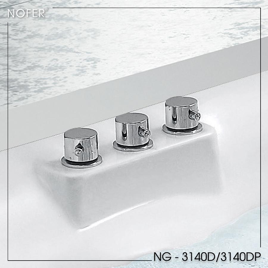 Van điều chỉnh sen tay vào vòi cấp nước của bồn tắm