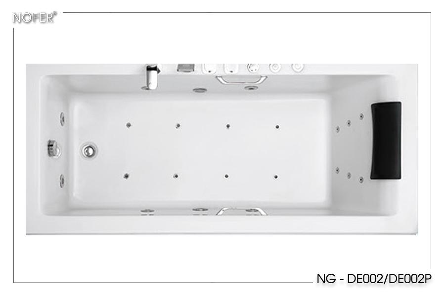 Lòng bồn tắm massage NG-DE002/DE002P