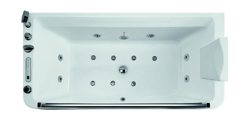 bồn tắm massage NG-1777D
