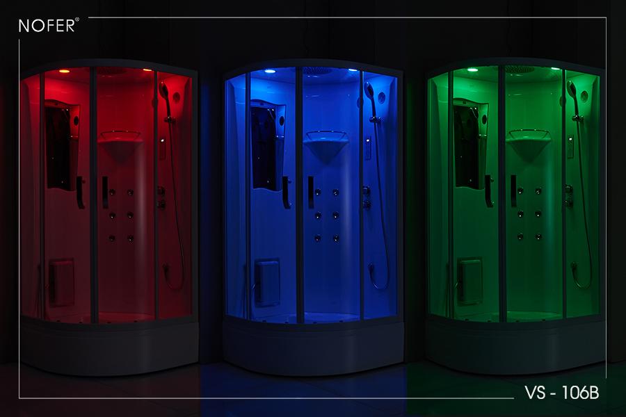 Hệ thống led sắc màu