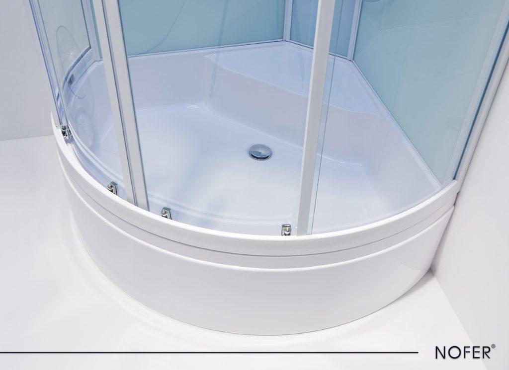 phòng tắm vách kính LV-1018A